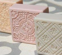 Rose et Marius soaps, made in Provence