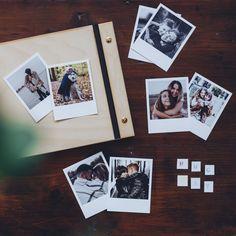 Pj, Polaroid Film, Album, Card Book