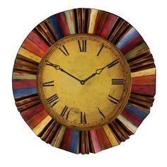 """You'll love the Oversized 30.5"""" Felix Wall Clock at Wayfair - Great Deals on all Décor  products with Free Shipping on most stuff, even the big stuff."""