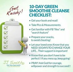 1000 Images About 10 Day Green Smoothie Cleanse On