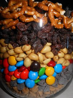 Monster Trail Mix   Serendipity and Spice