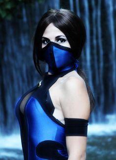 Kitana, Mortal Kombat