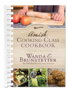 This recipe book with many Amish recipes will be published in Feb. 2018.