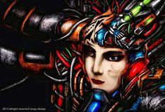 Digital Paint   Ryogart