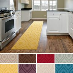 Kitchen Floor Runner Rug