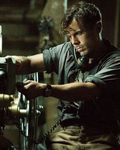 The star of The Finest Hours says his co-stars Chris Pine and Ben Foster nailed it.