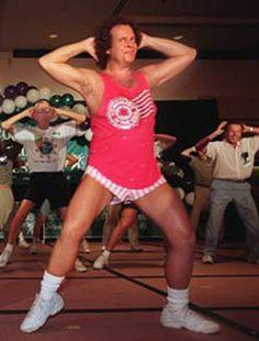 richard simmons workout 80s. richard simmons workout 80s