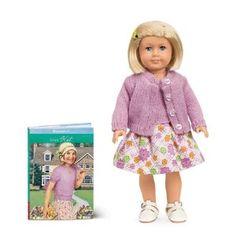 Kitt Kitterridge mini doll and book deal. #blackfriday
