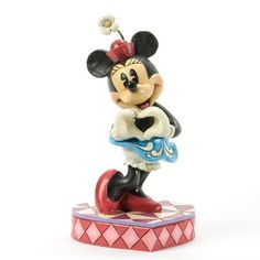 Figurine Minnie - Love Symbol