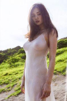 """japanesebeautifulwoman: """" Moemi Katayama 片山萌美 """""""