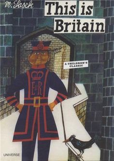 This is a reprint of a vintage kids' travel book, yet updated for the 21st century. It has beautiful illustrations and is an great introduction to Great Britain (England, Scotland & Wales) for children!