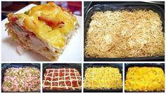«Макароша». Потрясающе вкусно!Ингредиенты:Яйцо — 3-4 шт.Сливки — опциональноСыр — 150 гСоль, перец — по вкусуСпагетти — 500 гФиле курицы — 3-4 шт.Маринованные огурцы — 4-6 шт.Помидоры — 3-4 шт.Майонез — по вкусуПриготовление:1. Взбиваем яйца со стаканом сливок и 150 г тёртого сыра. Солим и перчим.2. Берём пачку отваренных спагетти и ...