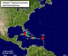 Miami escapa al golpe del ojo de Irma, que azotará los Cayos el domingo