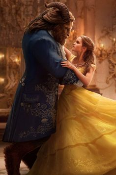 Emma Watson Brings Belle to Life in the New Beauty and the Beast Trailer