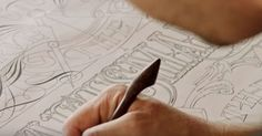 We Will Never Get Tired of Watching These Hand-Lettering Videos