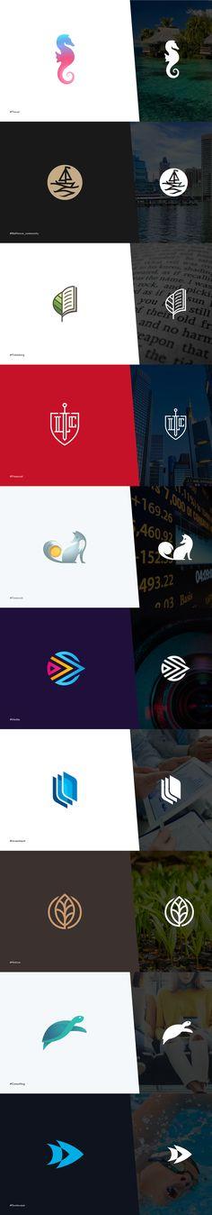 Logo Collection // Logofolio 2 on Behance