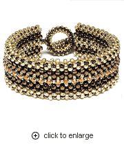 Broad Band Bracelet