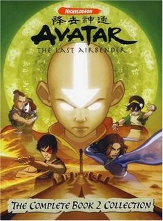 """Avatar, the last airbender: The complete book 2 collection"" PN1992.8.A59 A83 2007"