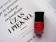 """Alessandro – Berry Red - """"truskawkowa wiosna"""" Czyli co jeszcze można kupić na targach Beauty Forum? ~ Lepsza wersja samej siebie"""
