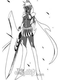 Bleach Halibel Cosplay Costume