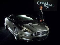 Aston Martin DBS, Quantum Of Solace