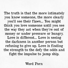 Love is fighting the impulse to jump ship..  But sometimes..you don't want to go down with it. ❤️