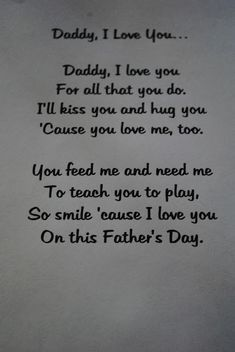 Amazing Collection Of fathers Day Quotes Pictures Poems Slogans And Pictures Share with one And All Wish Your father A Very Happy Fathers Day Fathers Day Poems, Happy Fathers Day, Kids Fathers Day Crafts, Dad Crafts, Daddy Gifts, Gifts For Dad, Husband Gifts, Daddy Day, Mother And Father