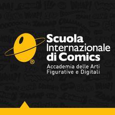 La Scuola Internazionale di Comics da allora si dedica a tutte quelle professioni che trovano terreno nella creatività tra cui l'illustrazione, il fumetto, il 3d, l'animazione.