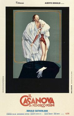 Casanova - Federico Fellini