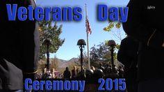 Veterans Day 2015 at Hesperia Lake