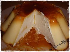 Flan de Queso Mascarpone (Thermomix)