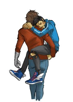 i want someone who can carry me like this