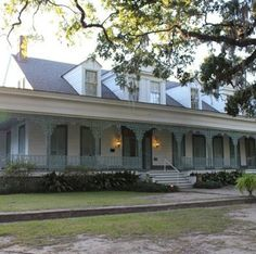 The Myrtles Plantation in Louisiana- Real Haunted Houses