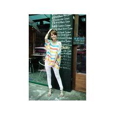 Korea Fashion Shop Weiße Chiffon Übergröße Blus