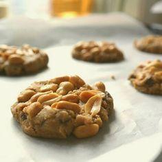 Lizas mat og opplevelser: Peanøttsmør cookies
