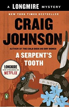 Product review for A Serpent's Tooth: A Longmire Mystery (Walt Longmire Mysteries Book 9) -  Reviews of A Serpent's Tooth: A Longmire Mystery (Walt Longmire Mysteries Book 9). A Serpent's Tooth: A Longmire Mystery (Walt Longmire Mysteries Book 9) – Kindle edition by Craig Johnson. Download it once and read it on your Kindle device, PC, phones or tablets. Use features like bookmarks, note taking and highlighting while reading A Serpent's Tooth: A Longmir