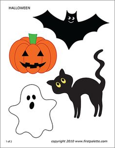 Here are the Wonderful Halloween Coloring Pages Printable Free Coloring Page. This post about Wonderful Halloween Coloring Pages Printable Free Coloring Page . Halloween Coloring Pages Printable, Printable Halloween Decorations, Halloween Templates, Theme Halloween, Halloween Stencils, Halloween Crafts For Kids, Halloween Pictures, Halloween Activities, Fall Halloween