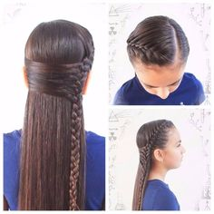 #TBT esta hermoso este peinado ideal para el #Colegio #Escuela #youtube #braid #braids #braidstyle #hair #hairstyle #ilovebraids #braidsforgirls #instagood #girly #instabraid #braidpage #instahair #cute #trenzas #hairstyles #braidlife #gorgeous #daughter #braidideas #happy #love #hairoftheday #hudabeauty #photooftheday #brisbane