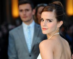 Emma Watson Photos - Front Row at Valentino - Zimbio