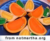 jello fruit shots