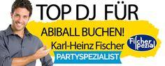 DJ Abiparty: DJ für Abiparty,Abiball, Abiturball, Abschlußfest,...