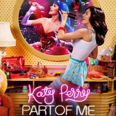 """""""Katy Perry Part of Me"""" coming to Blu-ray and Blu-ray 3D in September"""
