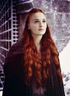 Sansa ist endlich Königsmund entkommen :-)