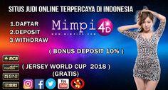 MIMPI4D ( Agen Bola 88 Yang Andal & Terpercaya di Indonesia.