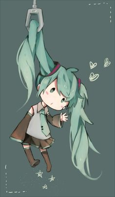 Miky chibi so cuteee