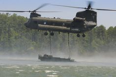 Boat Airlift by The U.S. Army, via Flickr Army Rings, Army National Guard, Us Coast Guard, Us Marine Corps, Us Military, Us Air Force, God Bless America, Us Navy, Natural Disasters