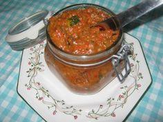 Kender du ajvar? Denne herlige relish på basis af aubergine og rød peber? Tidligere har jeg købt det på glas hos min etniske grønthandler, m...