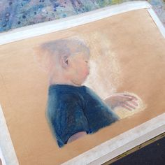 Chalk pastels on brown paper Kids Art Class, Art For Kids, Brisbane Kids, Fox Studios, Chalk Pastels, Brown Paper, Medium Art, Fun, Painting