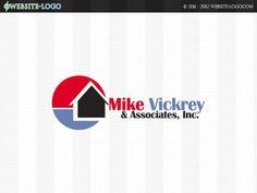 Website Logo Design for Mike Vickrey & Associates, INC. Website Logo, Unique Logo, Branding Your Business, Brand You, Identity, Logo Design, Company Logo, Logos, Creative