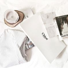 """lushette: """"fhlyless: """"smile, beautiful x """" apply for my awards here """" Parfum Chloe, Flat Lay Photos, You're Beautiful, Beautiful Dresses, Tricks, Fashion Beauty, Blush, Place Card Holders, Cards Against Humanity"""
